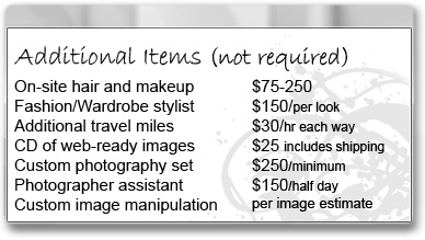 Hair and makeup artists