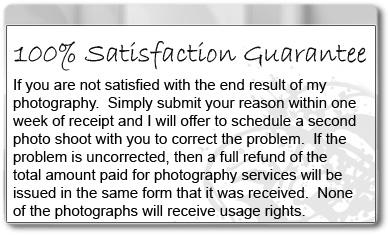 Photography Guarantee